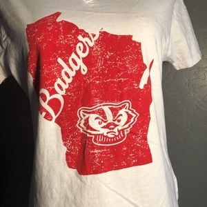 Badgers by Russells women's Top